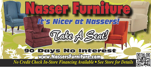 Nassers Furniture 812-466-9992